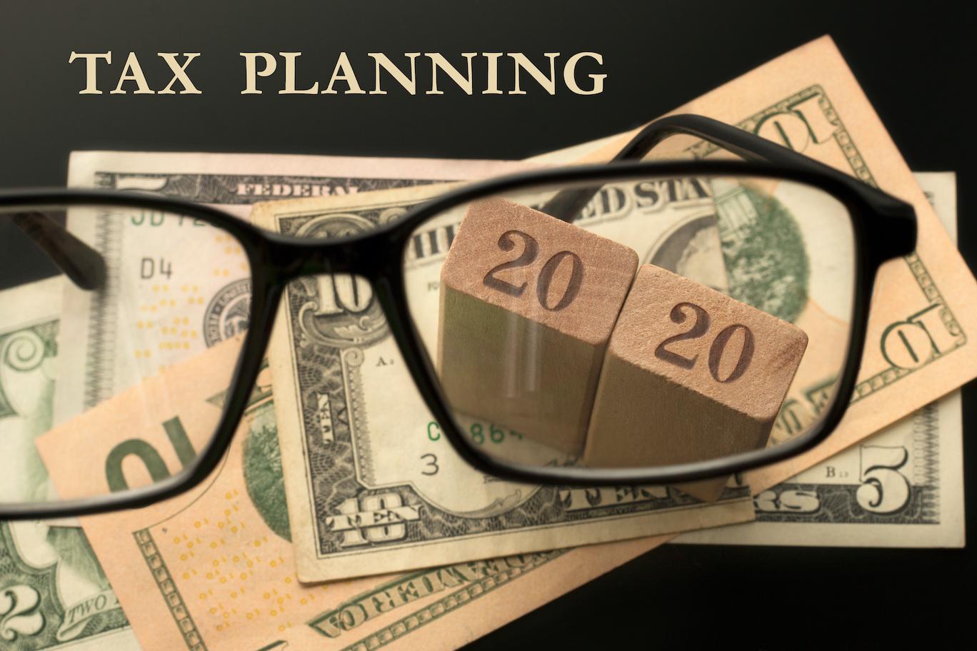 Tax Planning 2020